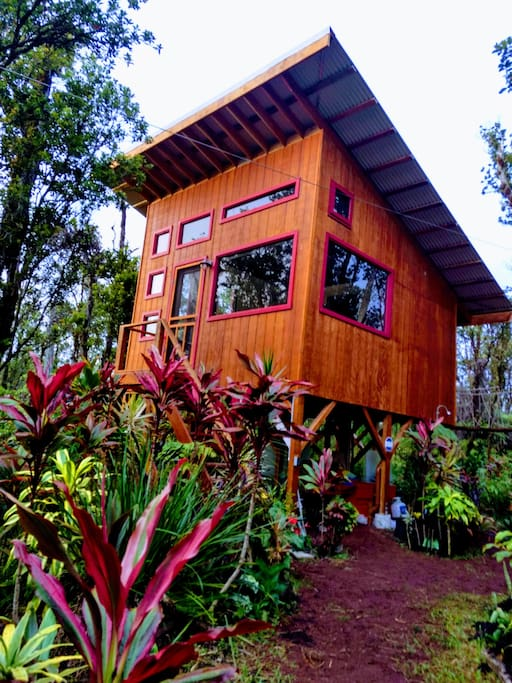 Adventure Treehouse As Featured On Hgtv Tiny Houses