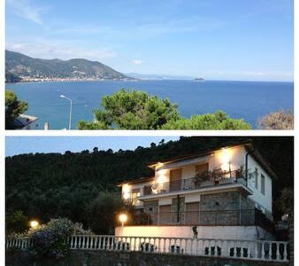 Laigueglia villa Oasi - Apartment