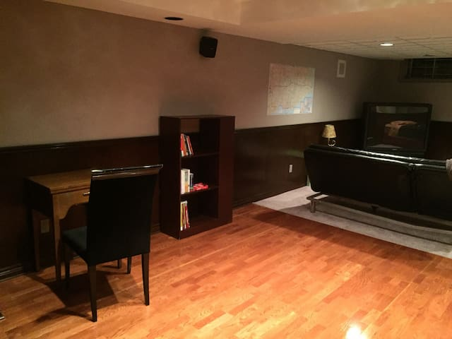 Entire basement with kitchen& bath - Mississauga - Lainnya
