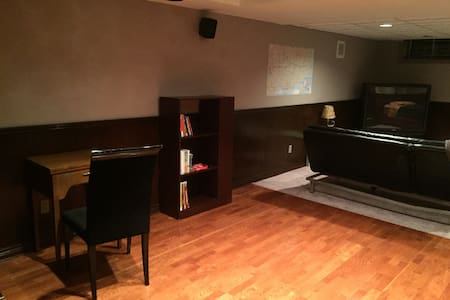 Entire basement with kitchen& bath - Mississauga