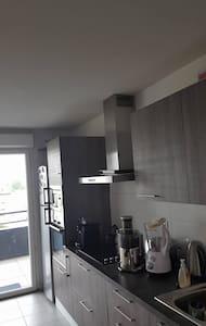 Modern ,neuf et bel appartement - Bruges