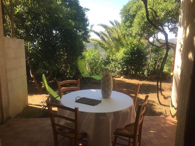 Idéal vacances à Cargèse - Cargèse - Apartament