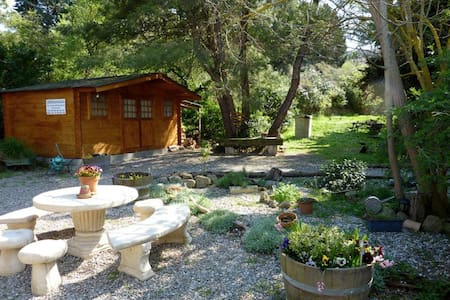 private Twin room self catering - Carcassonne - Dom