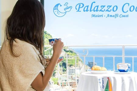 Palazzo Cocò B&B - ไมโอริ - ที่พักพร้อมอาหารเช้า