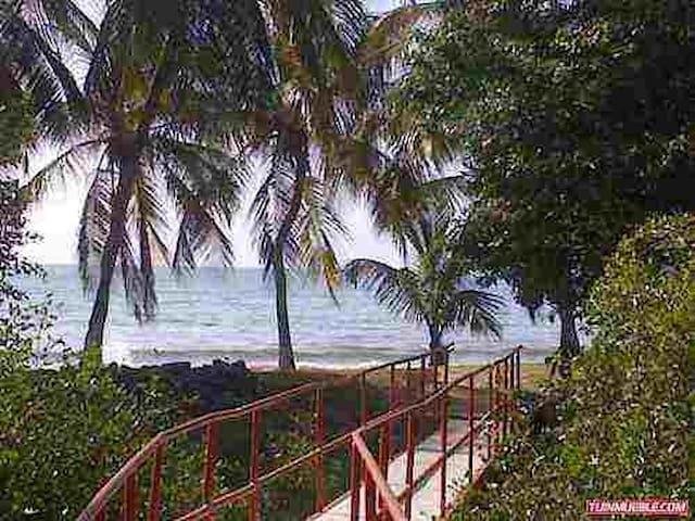 Cute beach apartment in Pampatar