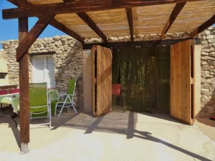 Casa Roca: Herdershut met geweldig uitzicht