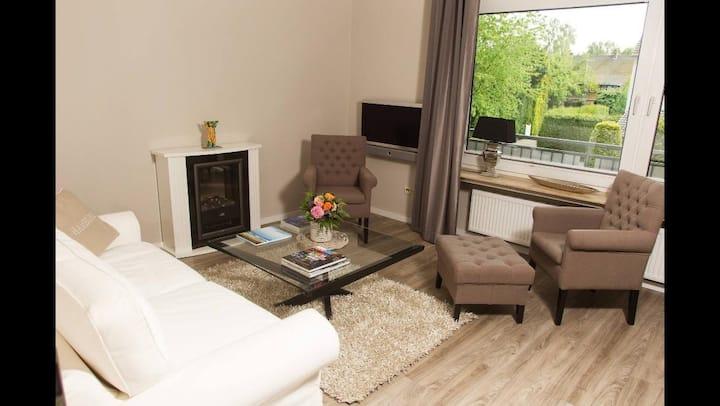 Zentrales und exclusives Appartement in Rastede
