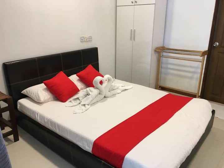 Surf Deck Thulusdhoo  - Budget Double Room