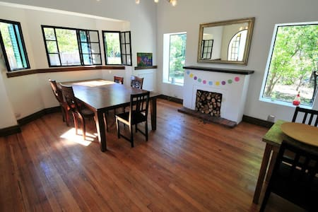Traditional renewed house in town - La Cumbre