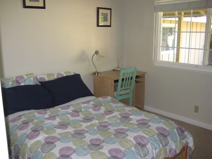 Private (full bed) room in house