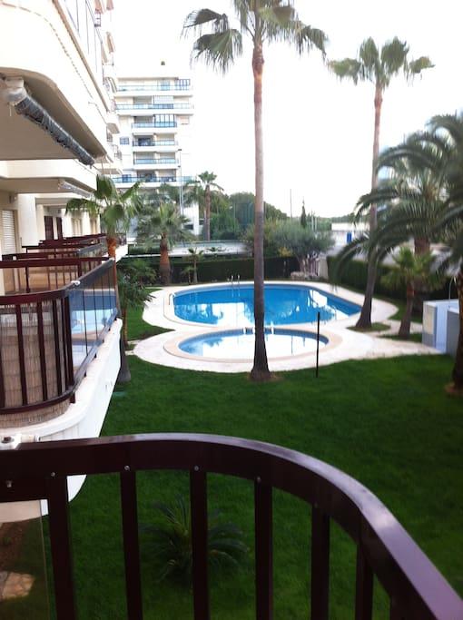 Apartamento playa de gand a vt 41121 v apartamentos en alquiler en grau i platja comunidad - Apartamentos en gandia baratos verano ...