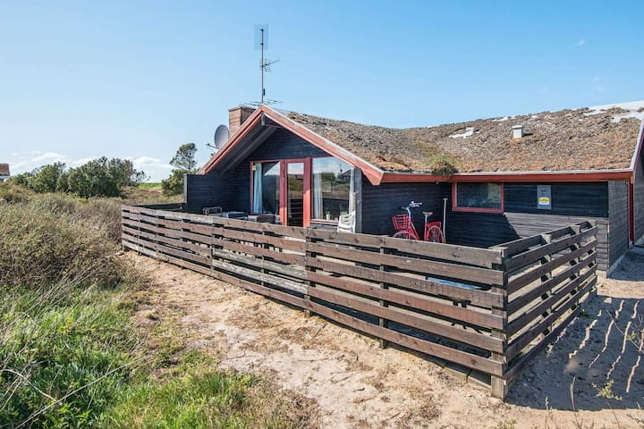 Rustic Holiday Home in Rømø With Terrace
