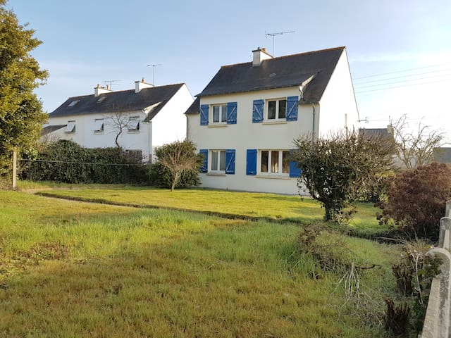 House in Beaussais-sur-Mer ideally located - Ploubalay - Hus