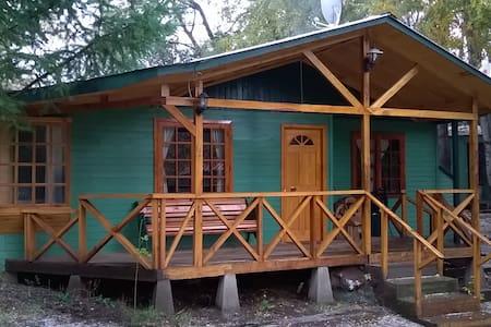 Cabaña Don Juan, Los LLeuques,Termas de Chillán