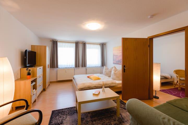 Ferienwohnung Pirna - Tor zur Sächsischen Schweiz - Pirna - Byt