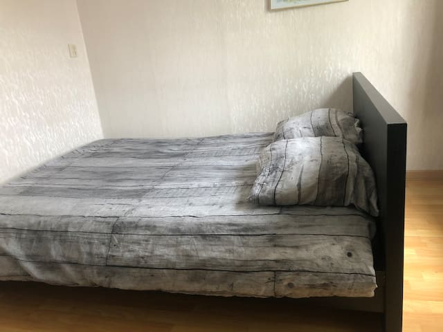 Beautiful room 15 minutes from Amsterdam Central