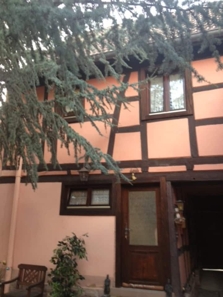 Alsace- Small house