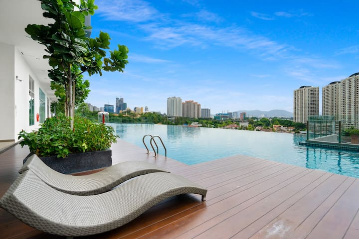 NEW_2R2B KLCC view condo@PWTC_ KL Sentral_KL Tower