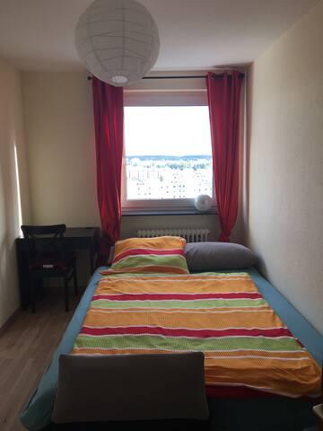 Cozy room near messe