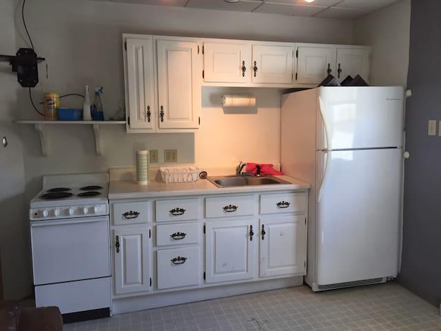 Studio apartment three blocks from WIU - Macomb - Appartement