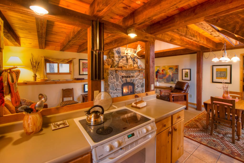 Cabin At Green Mountain Cottages For Rent In Deadwood