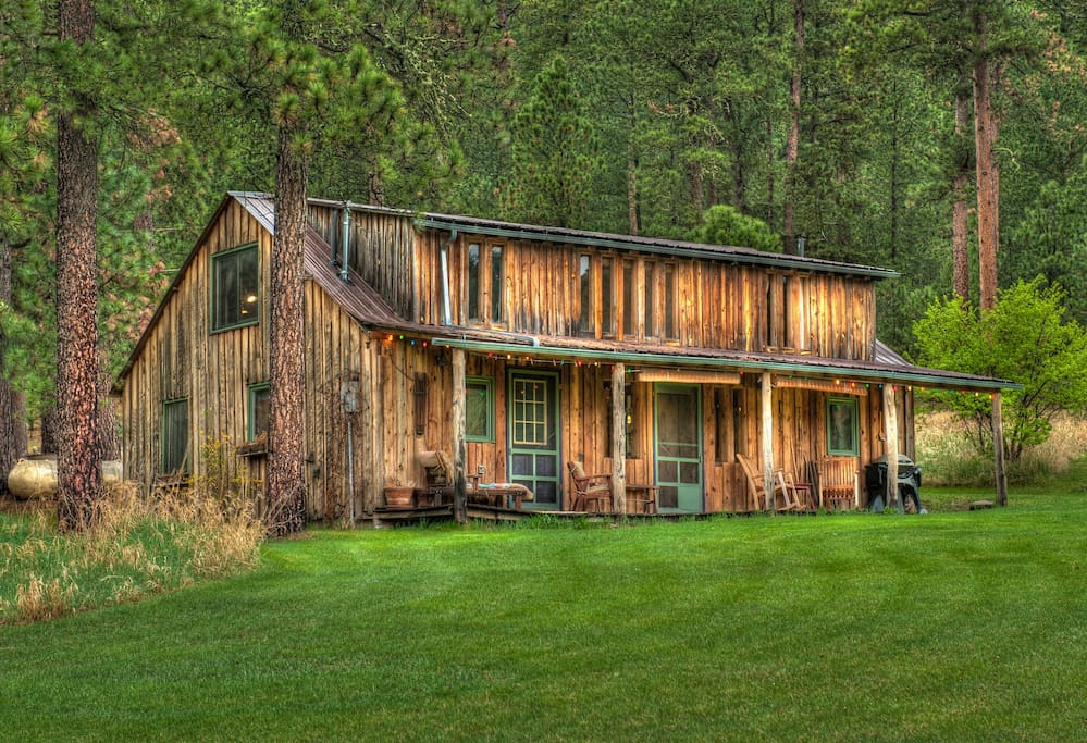 Cabin At Green Mountain Cabins For Rent In Deadwood
