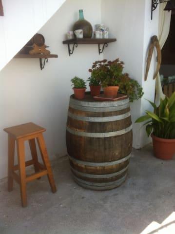 La Casita Santa Barbara - Macastre - Casa