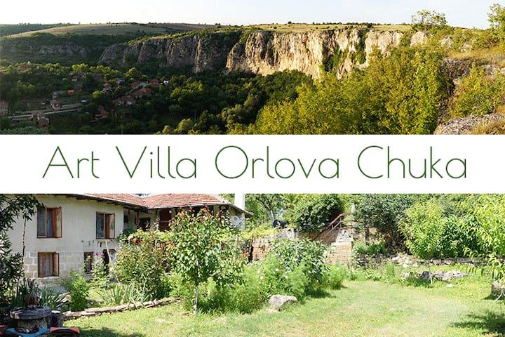 Art Villa Orlova Chuka