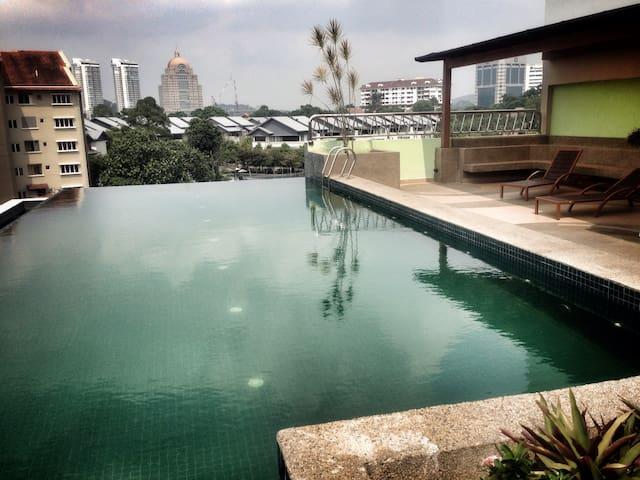 Family Space @ Upscale Damansara - Kuala Lumpur - Apartment