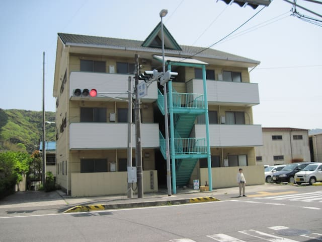 It is station square apartment.  - Yura, Hidaka District - Apartemen
