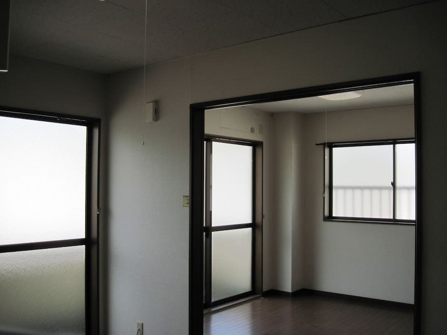 部屋模様です。 It is a room design.