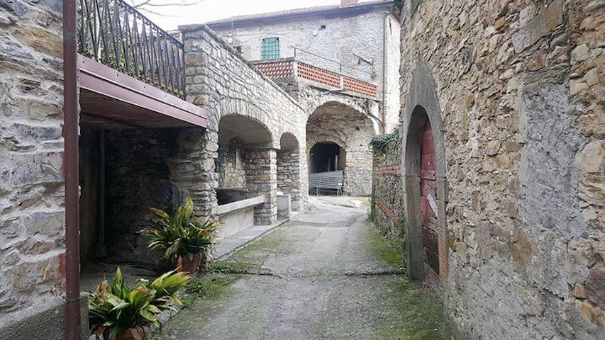 House in Tuscany, rustico panoramico