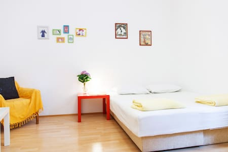 Cozy new flat in downtown, Promo