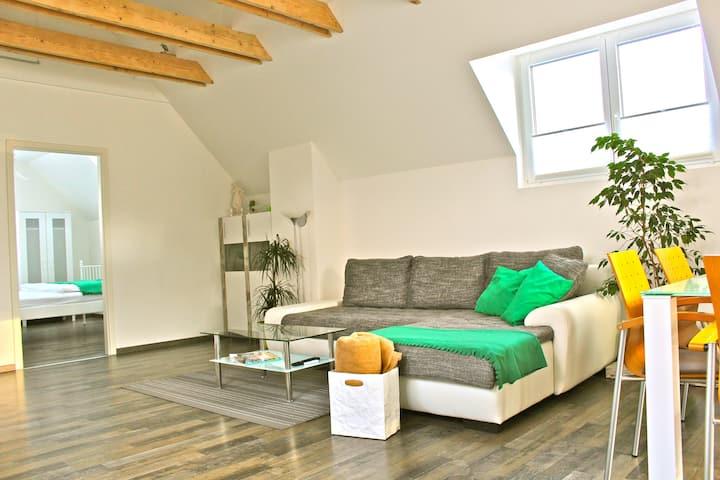 Modernes Apartment in der Wachau