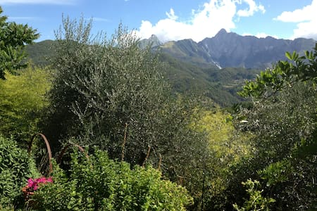 CASA DELLA NONNA - Fivizzano - Wohnung