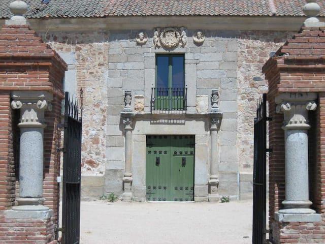 Palacio de Hoyuelos, Naciente 10 p - Santa María la Real de Nieva - Talo