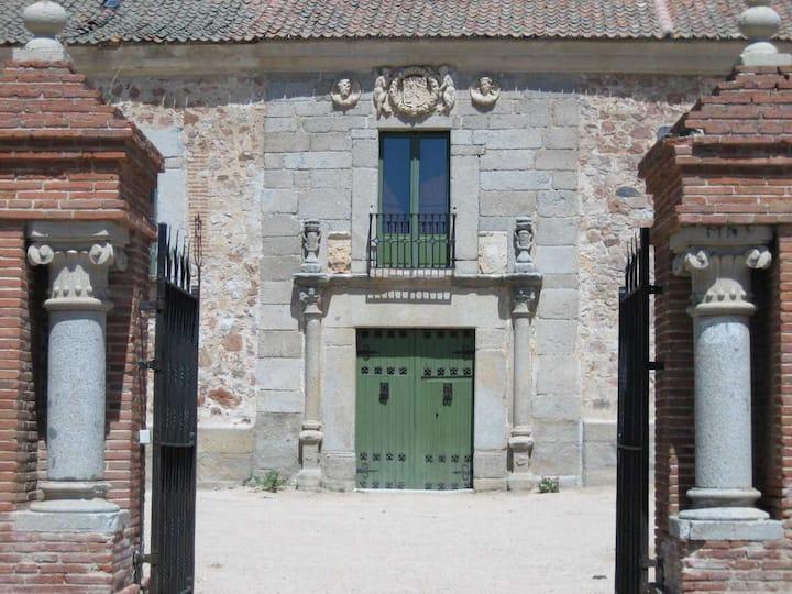 Palacio de Hoyuelos, Naciente 16 p