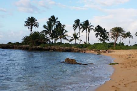 Haliewa Alii Beach Surfer's Studio - 哈雷伊瓦