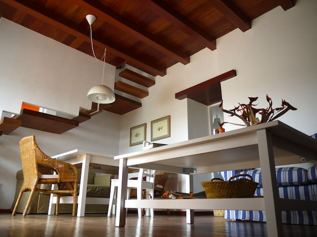 Casa Las Escaleritas, deseo herreño - Valverde - บ้าน