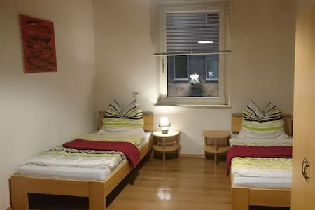 Room in the heart of downtown Fürth - Daire