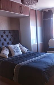Luxurious double ensuite  bedroom  - North Shields