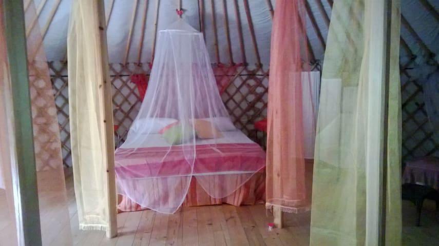 Fantastic Yurt - Tuori - Jurtta