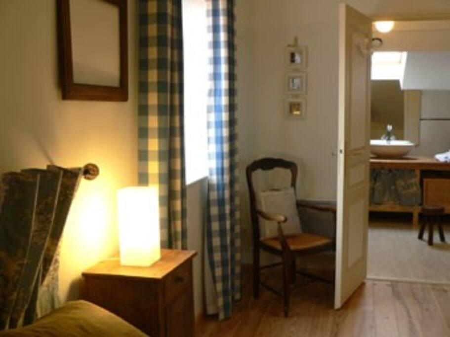 Détail chambre Jacobus