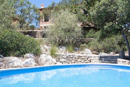 Spectacular villa in the mountains - Puigpunyent - Villa