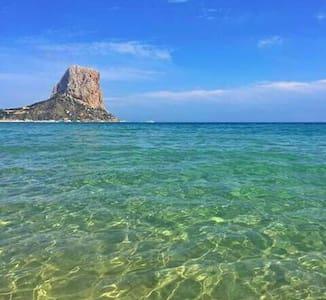 Calpe playa - Calpe