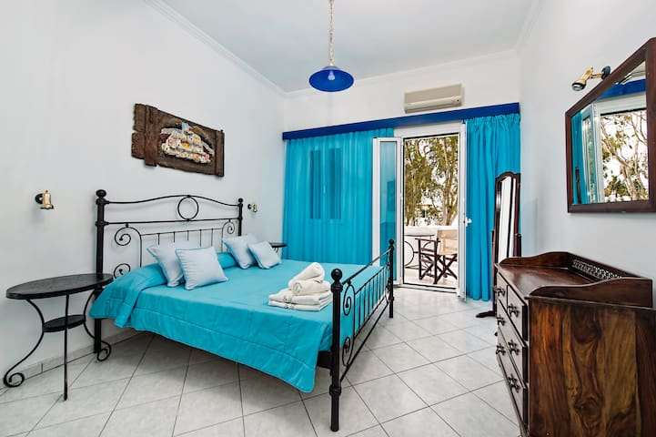 SUPERIOR DOUBLE ROOM - MESARIA VILLAGE - Mesaria - Apartamento
