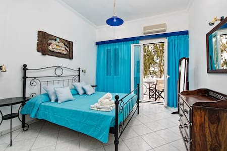SUPERIOR DOUBLE ROOM - MESARIA VILLAGE - Mesaria