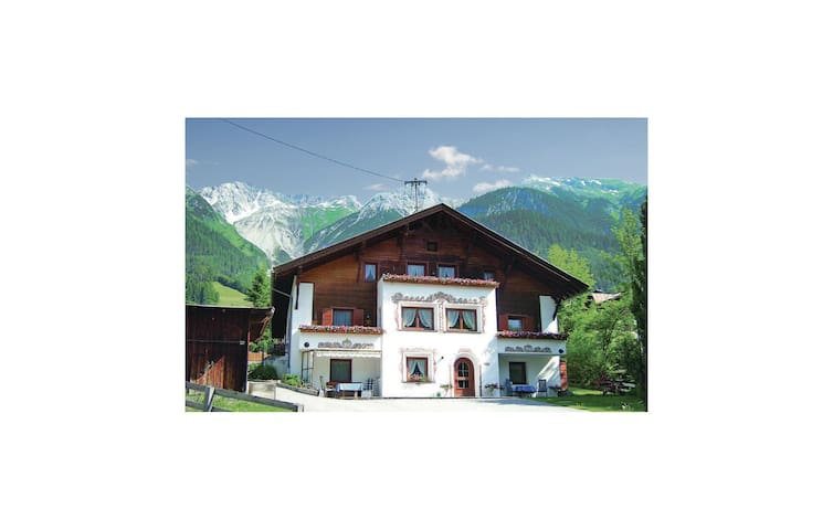 Holiday apartment with 1 room on 20m² in Pettneu am Arlberg