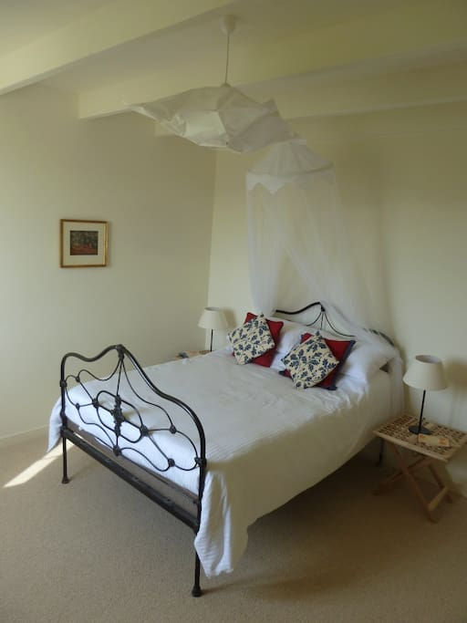 The tower bedroom