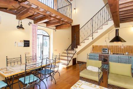 Villas and Apts Podere Caldaruccio  - Osteria di Ramazzano